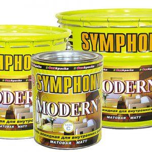 Эмаль алкидная универсальная — Симфония Модерн (Symphony Modern)
