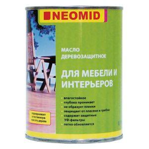 Масло для интерьера — Неомид Interior Oil