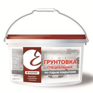 Грунтовка по старым покрытиям — Экорум (Ecoroom)