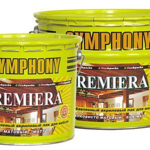 Лак для мебели — Симфония Премьера (Symphony Premiera)