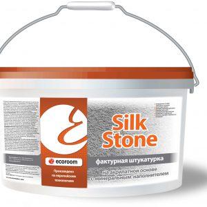 Штукатурка фактурная — S-3 Silkstone Экорум (Ecoroom)