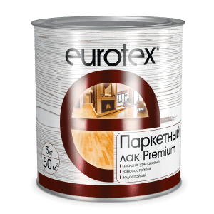 Лак паркетный — Евротекс (Eurotex) Premium