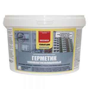 Герметик строительный — Неомид Mineral Professional