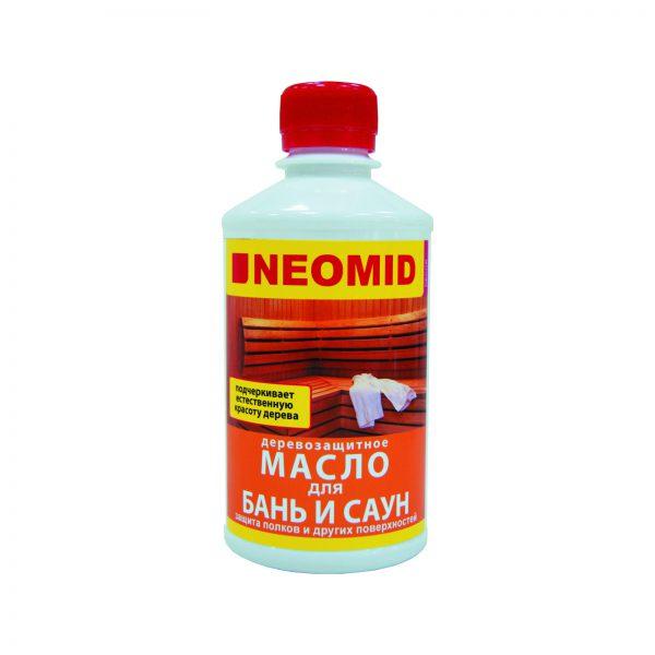 Масло для бань и саун — Неомид Sauna Oil
