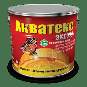Декоративная пропитка — Акватекс ЭКСТРА