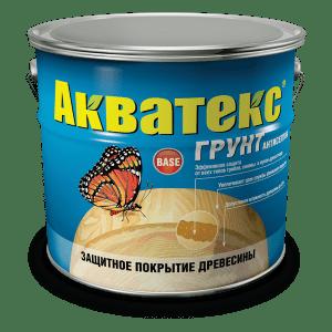 Антисептическая грунтовка — Акватекс ГРУНТ