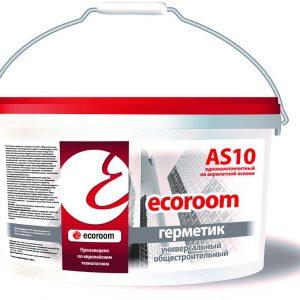 Герметик универсальный строительный — AS-10 Экорум (Ecoroom)