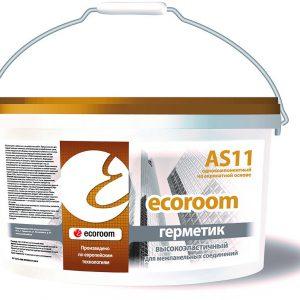 Герметик для межпанельных соединений — AS-11 Экорум (Ecoroom)