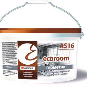 Герметик для деревянного дома — AS-16 Экорум (Ecoroom)