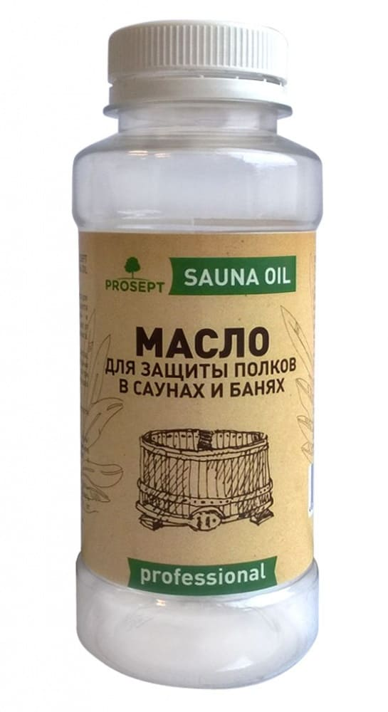 Масло для сауны — Просепт SAUNA OIL
