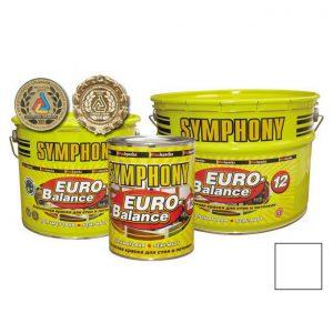 Краска акрилатная максимум влагостойкости — Симфония Евро Баланс 12 (Symphony Euro Balance)