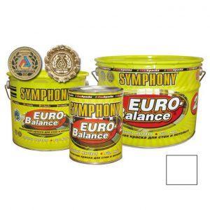 Краска акрилатная влагостойкая — Симфония Евро Баланс 2 (Symphony Euro Balance)
