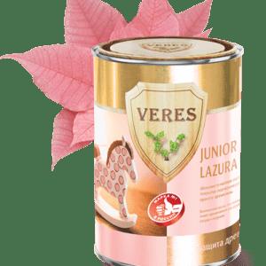 Экологичная пропитка — Верес Джуниор (Veres Junior)