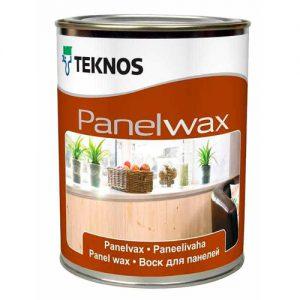Воск для дерева лессирующий водоотталкивающий матовый — Текнос Панелвакс (Teknos Panelwax)