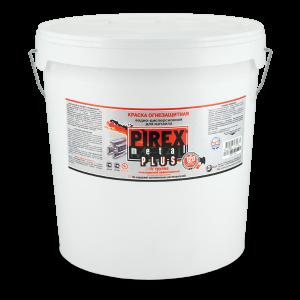 Огнезащитная краска по металлу — Пирекс (Pirex) Metal Plus