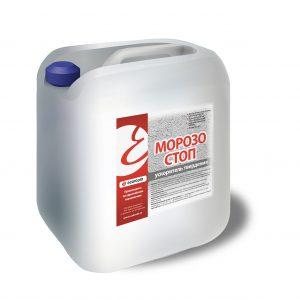 Противоморозная добавка — Морозостоп Экорум (Ecoroom)