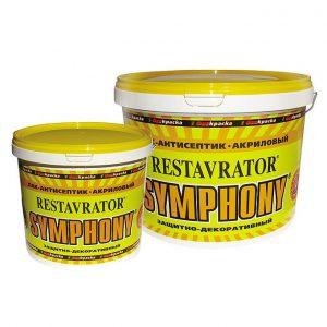 Лак антисептический — Симфония Реставратор (Symphony Restavrator)
