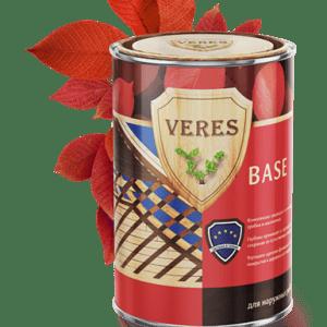 Бесцветная грунтовка по дереву — Верес База (Veres Base)