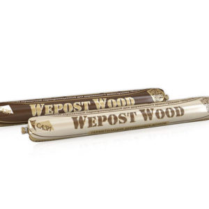 Герметик для внутренних и наружных швов деревянного дома — Вепост Вуд (Wepost Wood)
