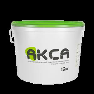 Герметик  для внутренних и наружных швов акриловый окрашиваемый — Сази АКСА (Sazi AKSA)